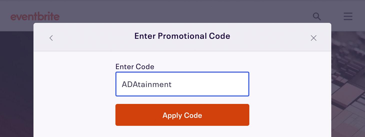 ADAtainment | Promo Code for IOHK Summit Tickets